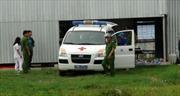 Giải cứu ba công nhân bị ngạt khí dưới hầm khu chế xuất Tân Thuận
