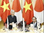 Vua Nhật Bản hy vọng chuyến thăm giúp tăng cường sự gắn bó giữa Nhật Bản và Việt Nam