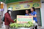 Tây Ninh chung tay 'giải cứu' chuối ế cho nông dân