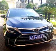 Đà Nẵng trả xe ô tô do doanh nghiệp tặng