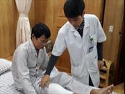 Điều trị thành công ca bệnh 'ăn mòn' khớp gối hiếm gặp