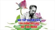Học và làm theo tư tưởng, đạo đức, phong cách Hồ Chí Minh bằng những việc làm cụ thể