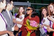 Top 17 Hoa khôi Du lịch Việt Nam 2017 chào đón nữ ca sỹ nổi tiếng Shontelle