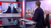 'Nháo nhác' cuộc phỏng vấn về Triều Tiên trên sóng BBC trực tuyến