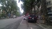 Hà Nội ngừng cho đỗ xe chéo trên đường Trần Hưng Đạo, Hai Bà Trưng