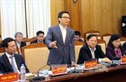 Phó Thủ tướng Vũ Đức Đam làm việc tại tỉnh Bắc Giang