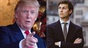 Thương vụ giữa công ty con rể ông Trump và tập đoàn Trung Quốc bị dị nghị
