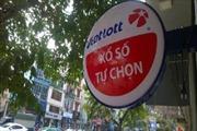 Tái diễn hành vi bán xổ sổ Vietlott trái phép tại Thái Bình