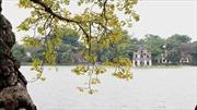 Ngày 20/3: Hà Nội có mưa, trưa chiều hửng nắng, cao nhất 29 độ C