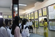 Triển lãm bản đồ và trưng bày tư liệu 'Hoàng Sa, Trường Sa của Việt Nam'