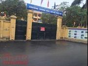 Điều chuyển Hiệu trưởng THCS Phú Đô về làm chuyên viên phòng giáo dục