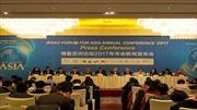 Diễn đàn châu Á Bác Ngao 2017 bàn về tương lai thương mại tự do