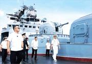 Tổng thống Philippines cho tàu quân sự Nga tự do đi vào lãnh hải