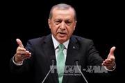 EU triệu Đại sứ Thổ Nhĩ Kỳ vì phát biểu 'gây sốc' của Tổng thống Erdogan
