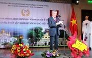 Kỷ niệm 25 năm thiết lập quan hệ ngoại giao Việt Nam - Ukraine