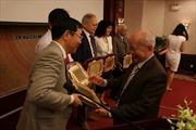 Trao Giải thưởng Văn hóa Phan Châu Trinh lần thứ X năm 2017