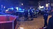 Nổ súng gần ga tàu điện ngầm Pháp, hành khách hoảng loạn