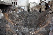 Không kích trại giam ở Syria khiến 16 người thiệt mạng