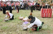Độc đáo Lễ hội Hết Chá của đồng bào dân tộc Thái ở Mộc Châu