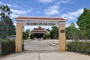 Khánh thành Khu lưu niệm Chủ tịch Hội đồng Nhà nước Võ Chí Công