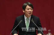 Hàn Quốc: Ông Ahn Cheol-soo nhận sự ủng hộ lớn nhất đảng Nhân dân
