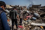 Ồ ạt không kích IS, liên quân Mỹ làm chết 1.200 dân thường