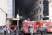 Thủ tướng chỉ đạo điều tra nguyên nhân vụ cháy tại KCN Trà Nóc, Cần Thơ