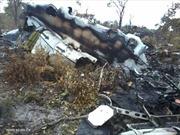 Rơi máy bay tại biên giới Mozambique, 6 người thiệt mạng