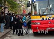 Hà Nội dừng 5 tuyến buýt phục vụ công chức do ít khách