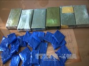 Bắt vụ vận chuyển 20.000 viên ma túy tổng hợp qua đường chuyển phát nhanh