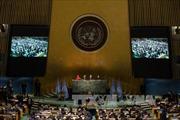 LHQ thương lượng công cụ ràng buộc pháp lý về giải trừ vũ khí hạt nhân