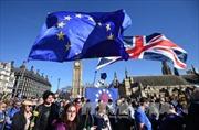 Quan hệ Anh, EU bước vào giai đoạn lịch sử mới