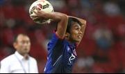 Jordan dội 'mưa bàn thắng' vào lưới Campuchia, Việt Nam tạm xếp thứ 3 bảng C