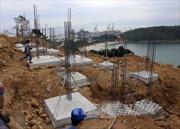 Yên cầu dừng ngay thi công dự án Khu du lịch sinh thái Biển Tiên Sa