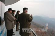 Triều Tiên có thể sắp hoàn tất chuẩn bị thử hạt nhân