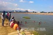 Rủ nhau tắm sông Sê San, 4 học sinh đuối nước