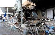 Đánh bom xe tải rung chuyển Baghdah, 17 người chết