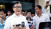 Tòa sơ thẩm Phnom Penh phạt tù cựu Chủ tịch CNRP