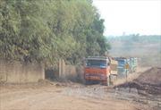Thái Nguyên: Hàng trăm hộ dân khổ sở vì ở gần khu khai thác khoáng sản