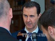 Mỹ không tiếp tục đặt trọng tâm lật đổ Tổng thống Syria