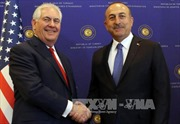 Thổ Nhĩ Kỳ và Mỹ muốn tạo năng lượng mới cho quan hệ song phương