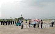 Trao trả thêm 3 bộ hài cốt quân nhân Hoa Kỳ mất tích