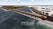 Một doanh nghiệp xây tặng cầu vượt sông Tam Bạc