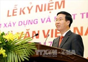 Hội Nhà văn Việt Nam cần bám sát vấn đề nóng bỏng của đời sống