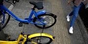 Xe đạp chia sẻ gây hỗn loạn đô thị Trung Quốc