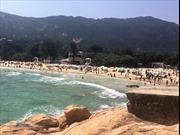 Shek O - Bãi biển xanh sạch xứ Cảng Thơm