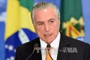 Tòa án Tối cao Brazil họp về việc điều tra Tổng thống Temer