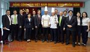 Công ty Suất ăn của Vietnam Airlines nhận giải thưởng quốc tế xuất sắc