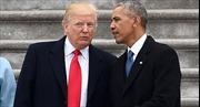 Tổng thống Mỹ Donald Trump từng ngăn ông Obama tấn công Syria