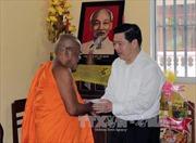 Thăm hỏi, chúc mừng đồng bào Khmer nhân dịp Tết Chôl Chnăm Thmây
